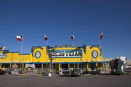 Big Texan, Route 66, Amarillo