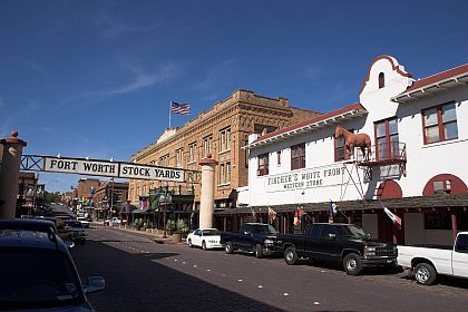 Stockyards Fort Worth