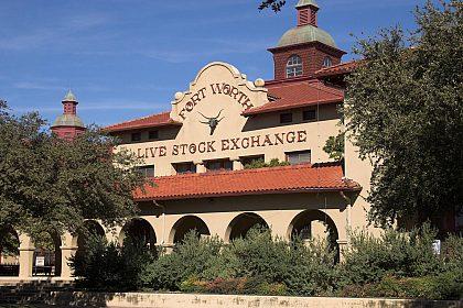 Stockyards Fort Worth