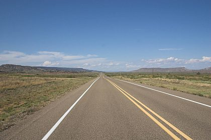 State Road 104, New Mexico