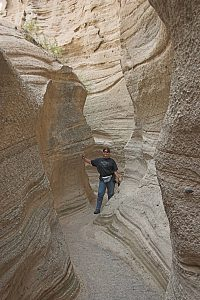 Canyon Trail, Tent Rocks