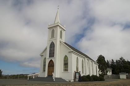 Kirche in Bodega