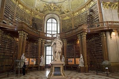 Prunksaal der Nationalbibliothek